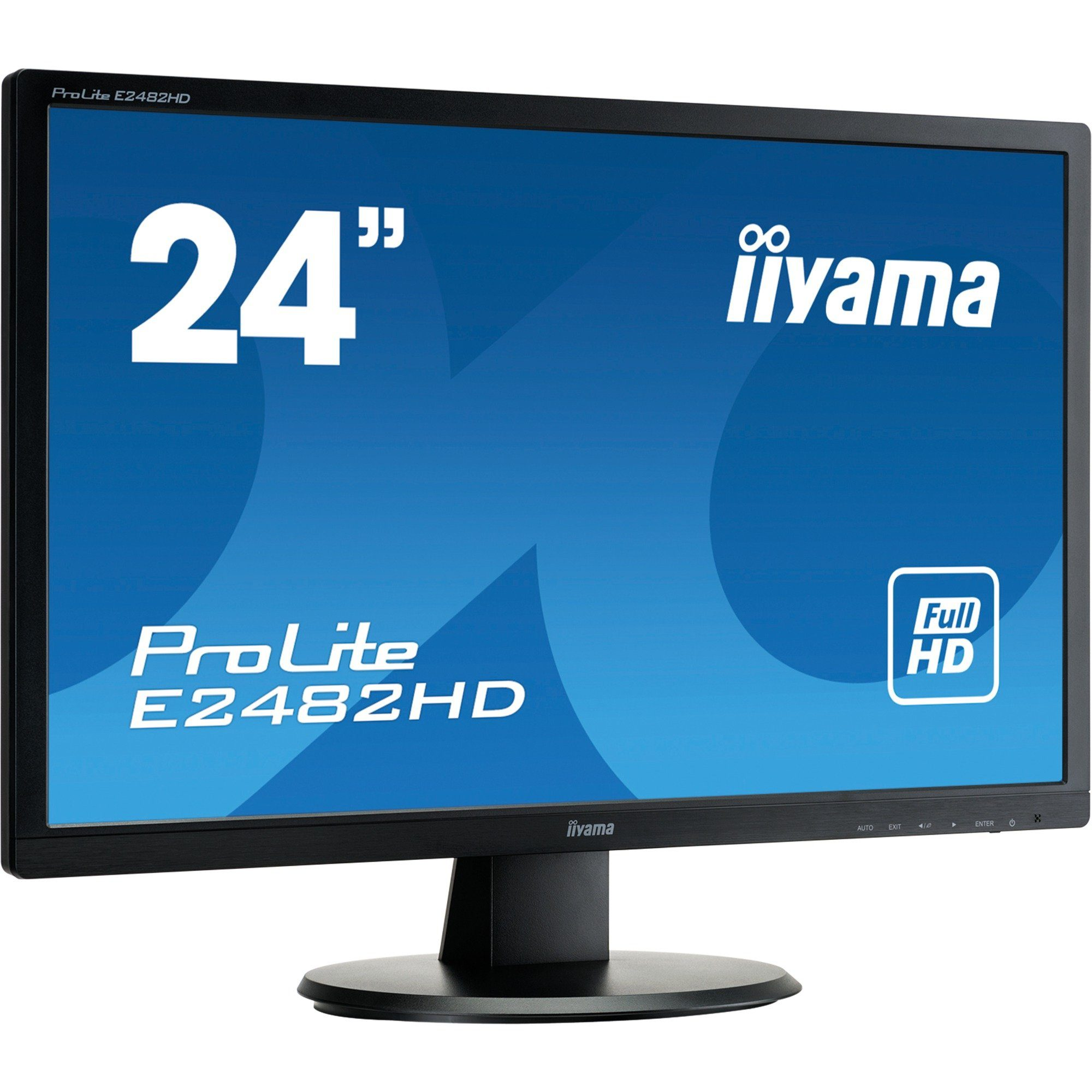 Iiyama LED-Monitor »E2482HD-B1«
