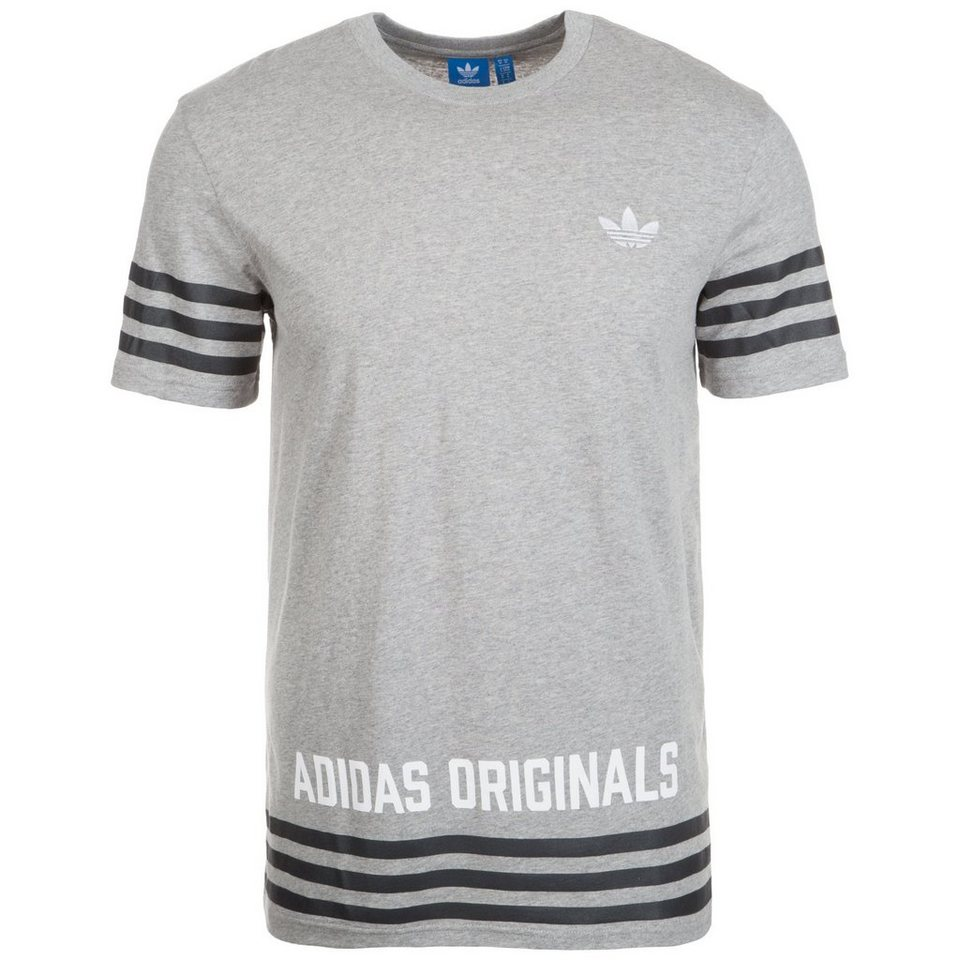 adidas originals street graphic t shirt herren otto. Black Bedroom Furniture Sets. Home Design Ideas