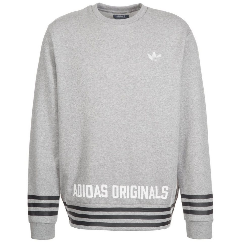 adidas originals street graphic crew sweatshirt herren. Black Bedroom Furniture Sets. Home Design Ideas