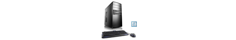 CSL Gaming PC i7-6700K   GeForce GTX 1070   16 GB DDR4   240 GB SSD »Speed T7791 Windows 10 Home«