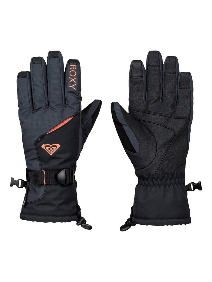 Roxy Schnee Handschuhe »Crystal« in Anthracite