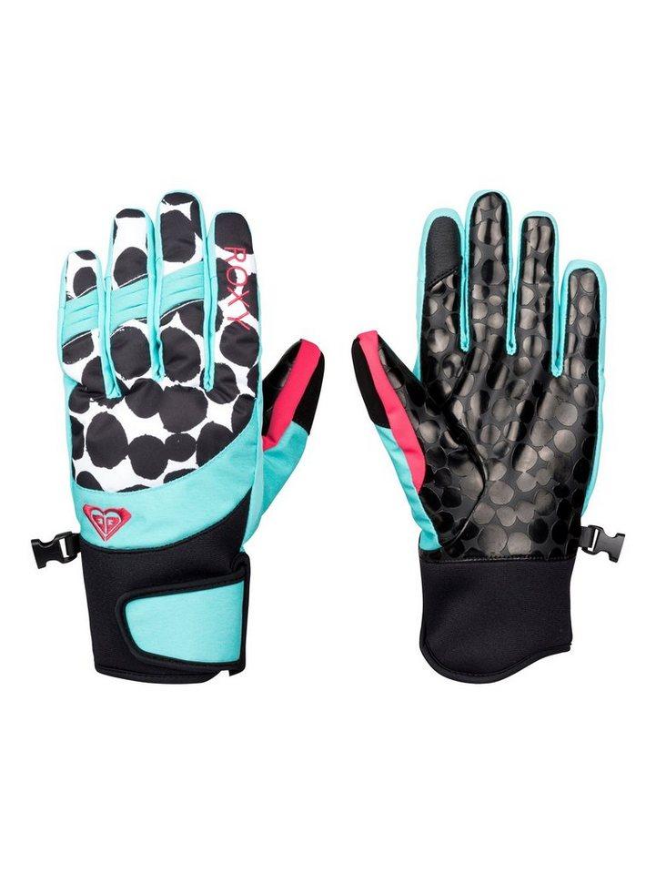 Roxy Schnee Handschuhe »High Five« in Anthracite