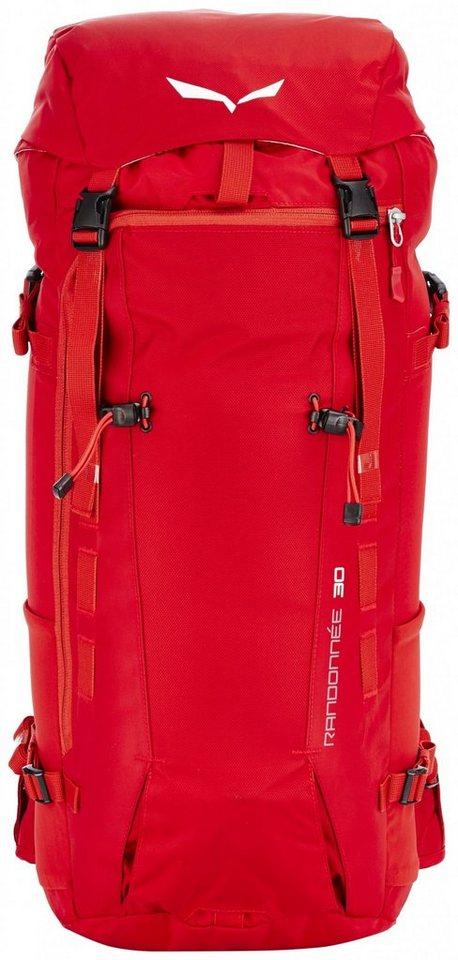 Salewa Sport- und Freizeittasche »Randonnée 30 Backpack« in rot