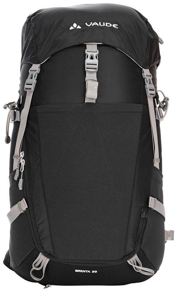 VAUDE Sport- und Freizeittasche »Brenta 30 Daypack« in schwarz