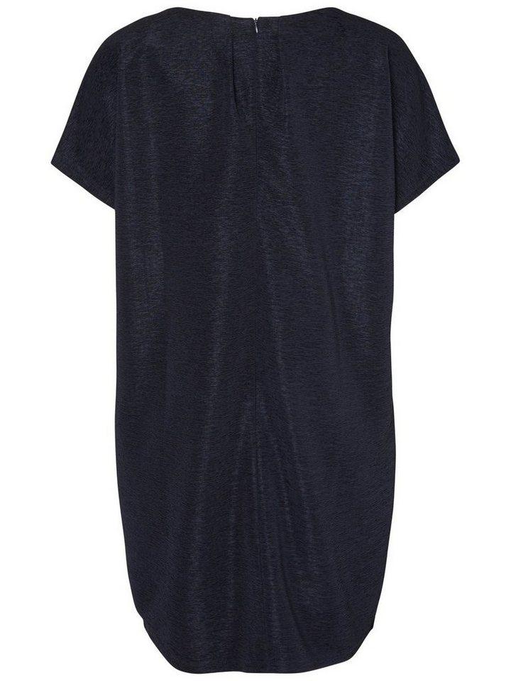 JUNAROSE Lässiges Kleid in Black Iris