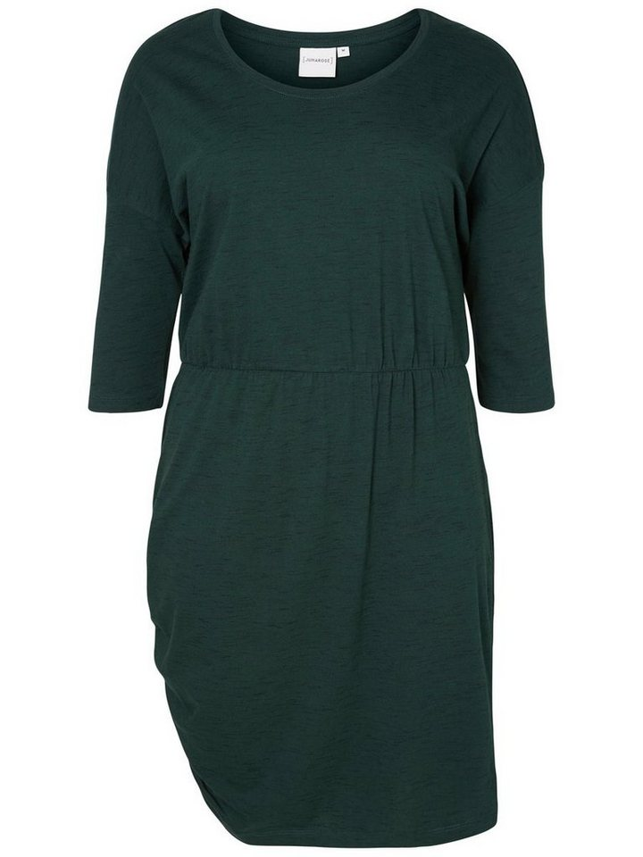 JUNAROSE 3/4-ärmeliges Kleid in Pine Grove