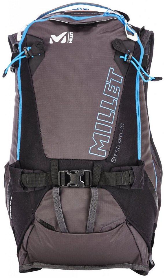 Millet Sport- und Freizeittasche »Steep Pro 20 Backpack« in grau