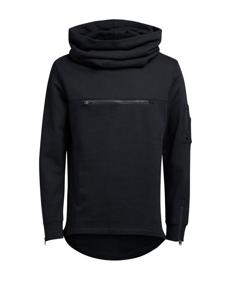 Jack & Jones Detailliertes Sweatshirt in Black