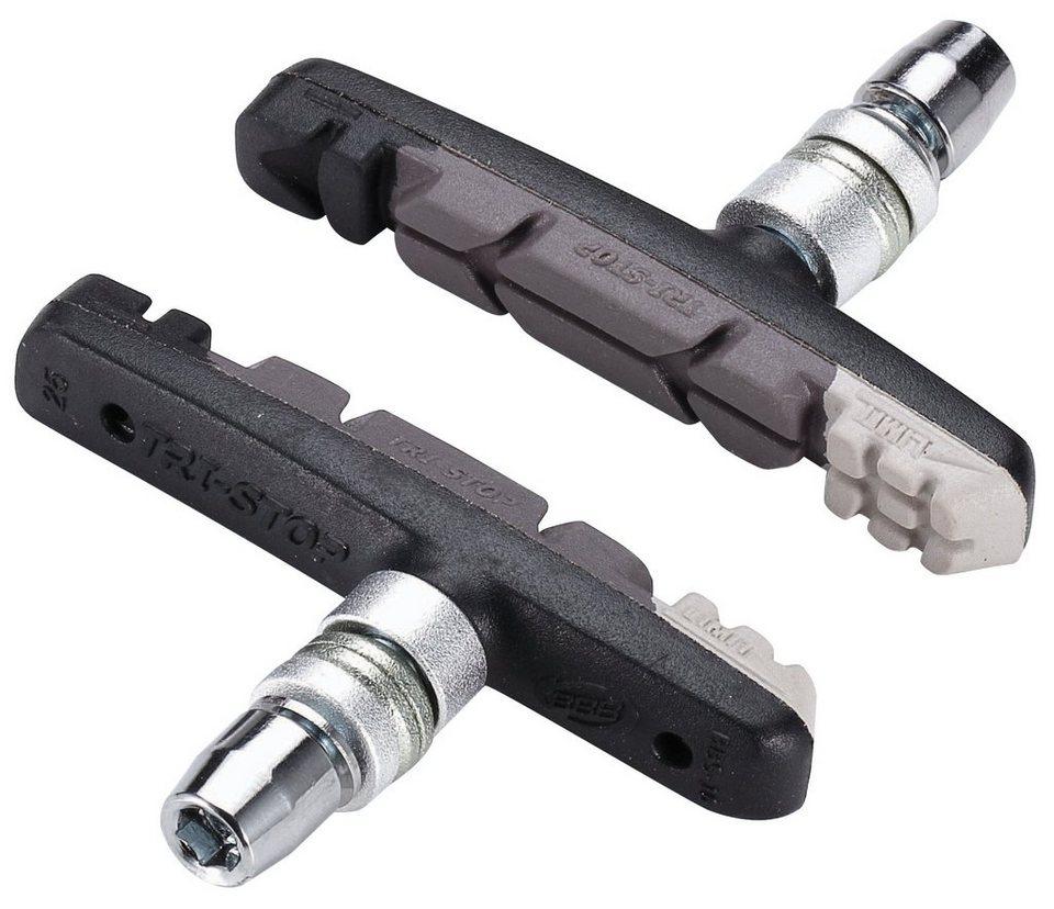 BBB Bremsbelag »MTB TriStop Bremsschuh Standard«