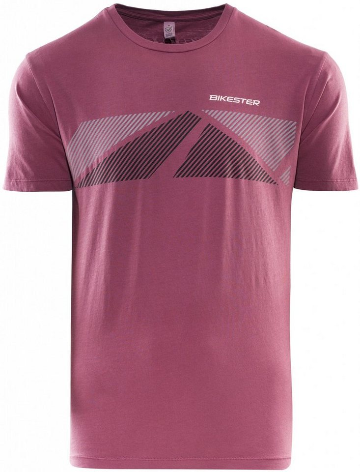 Bikester T-Shirt »Logo Shirt« in rot