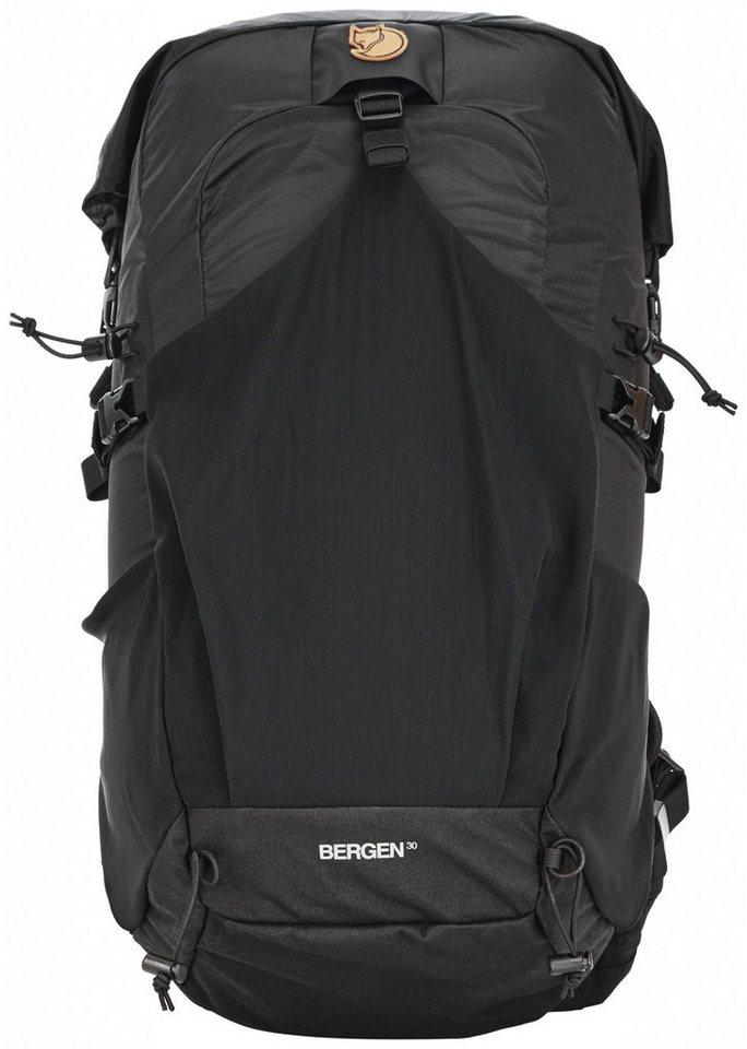 Fjällräven Sport- und Freizeittasche »Bergen 30 Daypack« in schwarz
