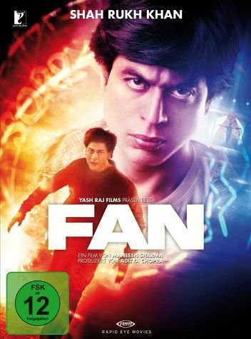 Blu-ray »Fan (Limited Special Edition, + DVD)«
