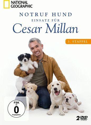 DVD »Notruf Hund - Einsatz für Cesar Millan: 3....«
