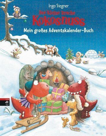Gebundenes Buch »Der kleine Drache Kokosnuss - Mein großes...«