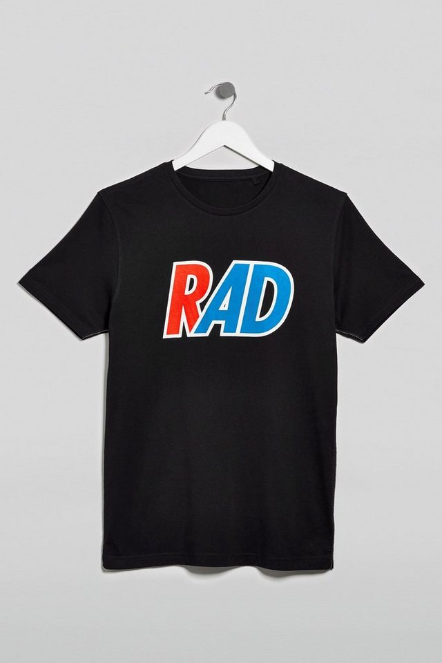 Next T-Shirt mit Slogan in Black