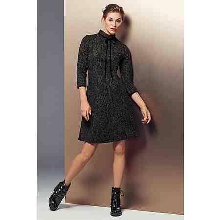 Next Metallic-Kleid aus Jacquard
