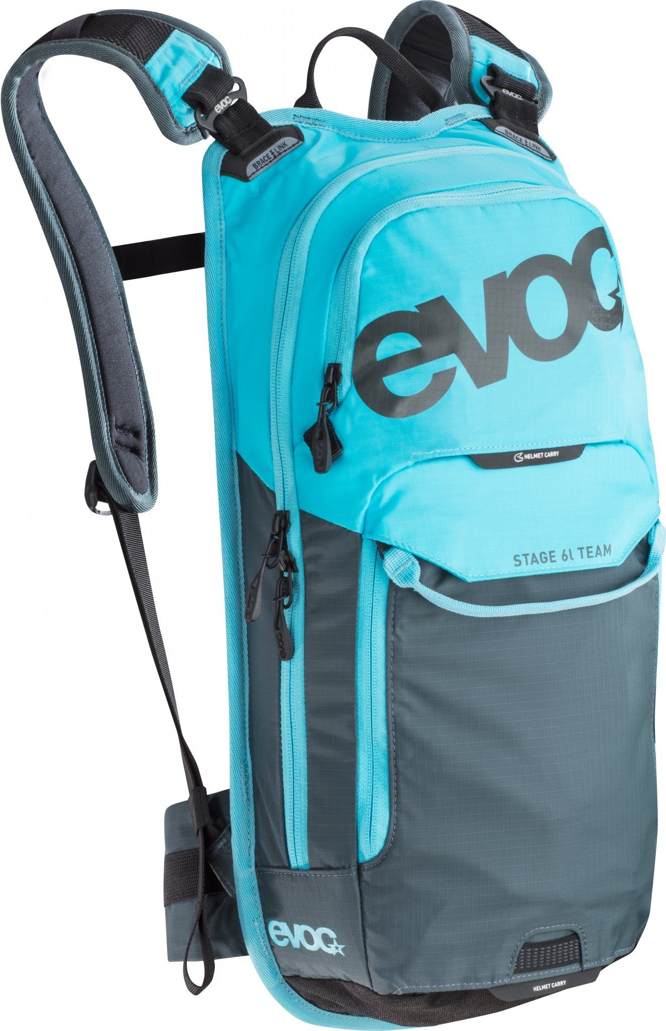 EVOC Rucksack »Stage Team Backpack 6 L + Hydration Bladder 2 L«