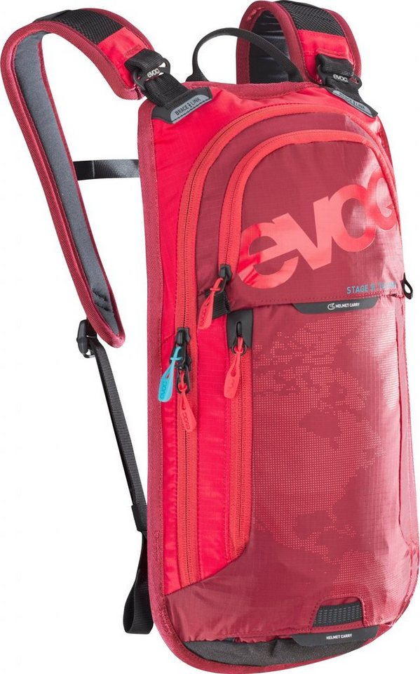 Evoc Rucksack »Stage Team Backpack 3 L + Hydration Bladder 2 L«
