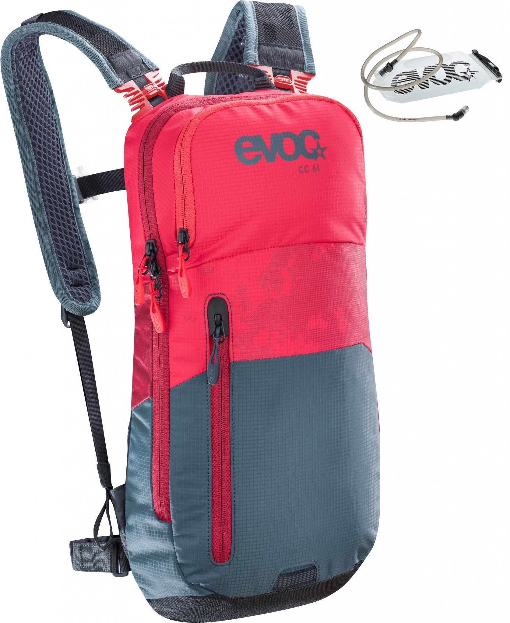 EVOC Rucksack »Evoc CC Backpack 6 L + Hydration Bladder 2 L«