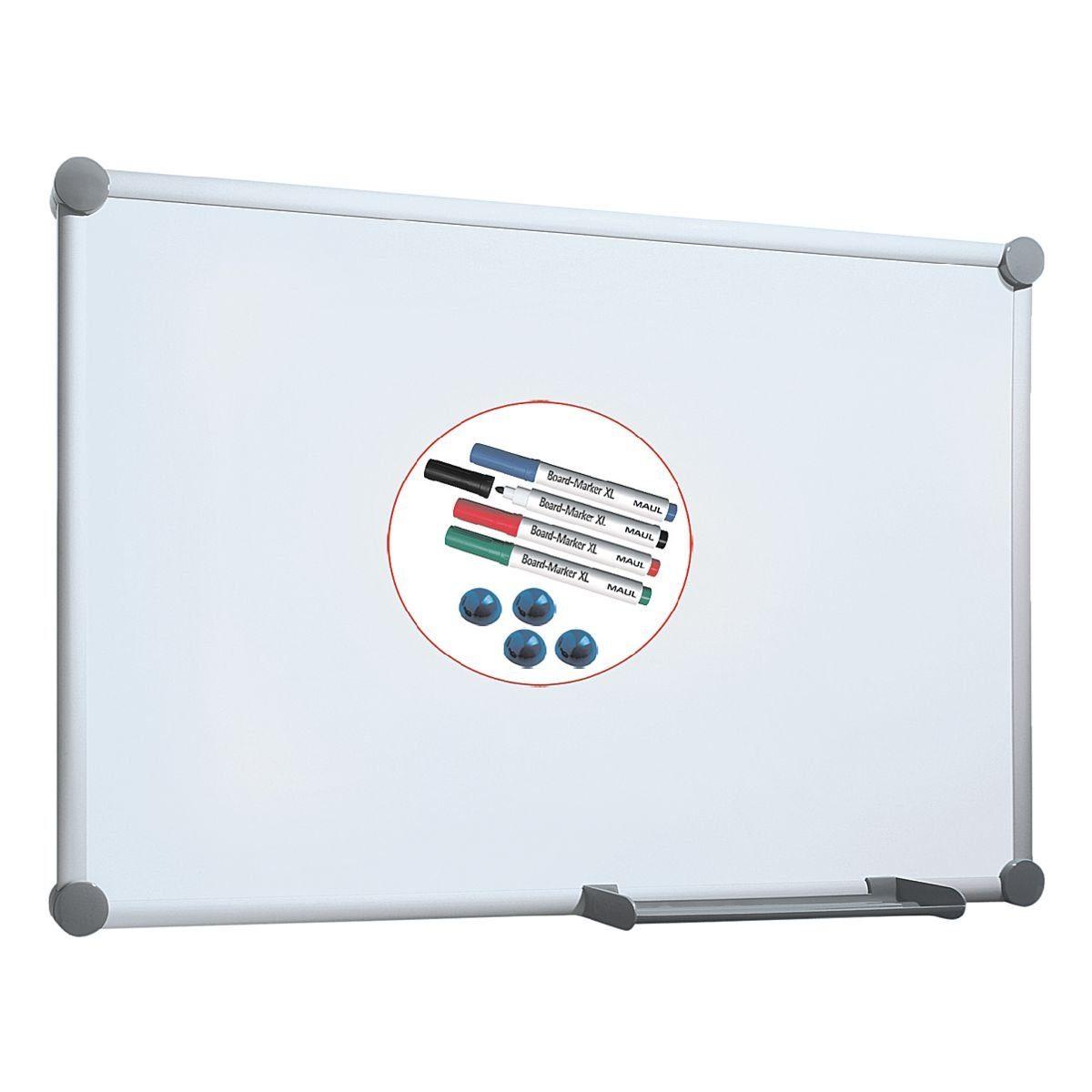 Maul Whiteboard kunststoffbeschichtet, 120 x 90 cm »2000 Maulpro 6302884«