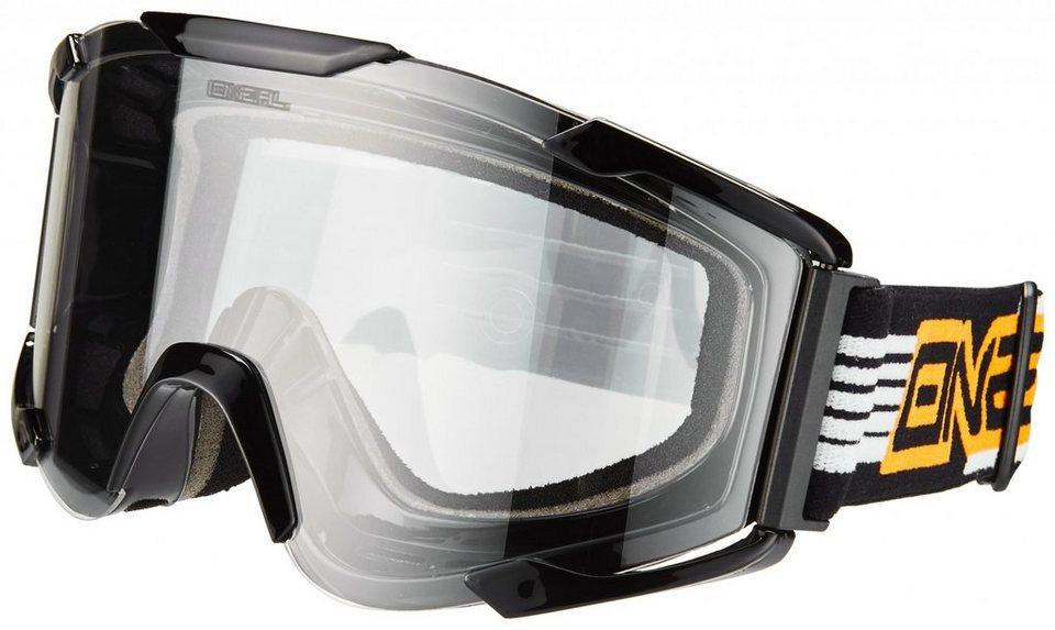 O'NEAL Radsportbrille »B2 RL Threesixzero Goggle« in bunt