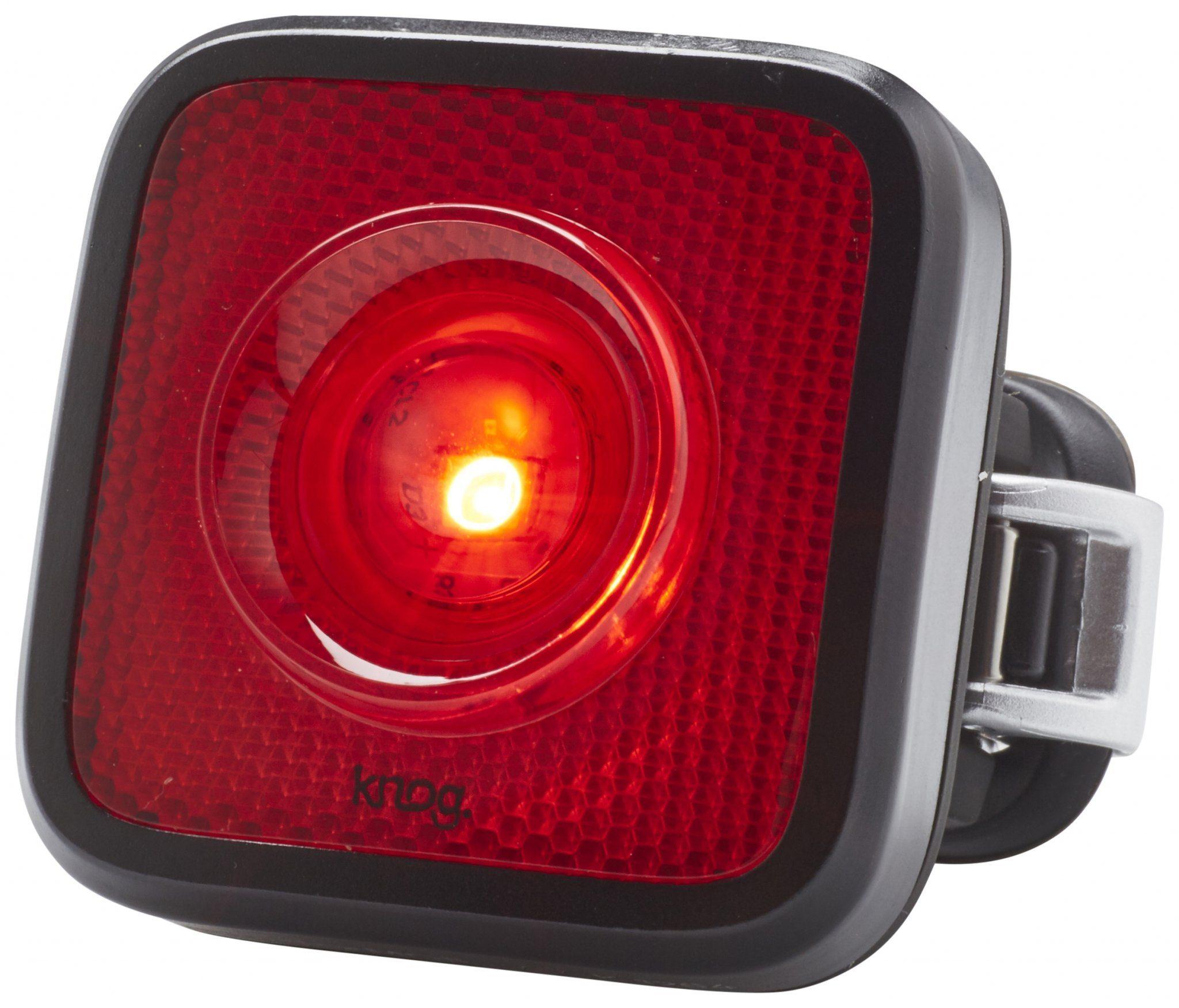 Knog Fahrradbeleuchtung »Knog Blinder MOB Rücklicht StVZO rote LED«