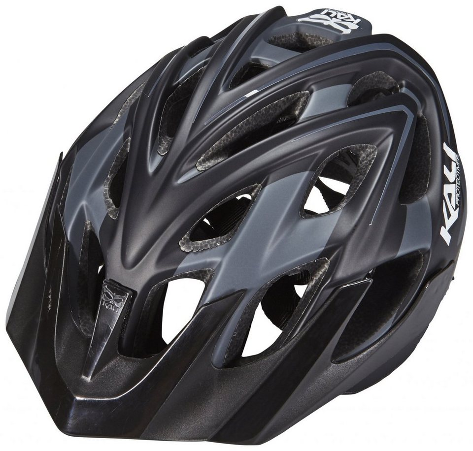 Kali Fahrradhelm »Chakra Plus Helm« in schwarz