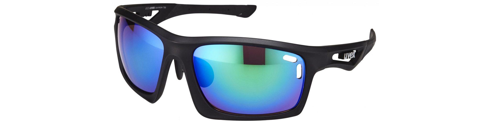 UVEX Radsportbrille »sportstyle 700 Brille«
