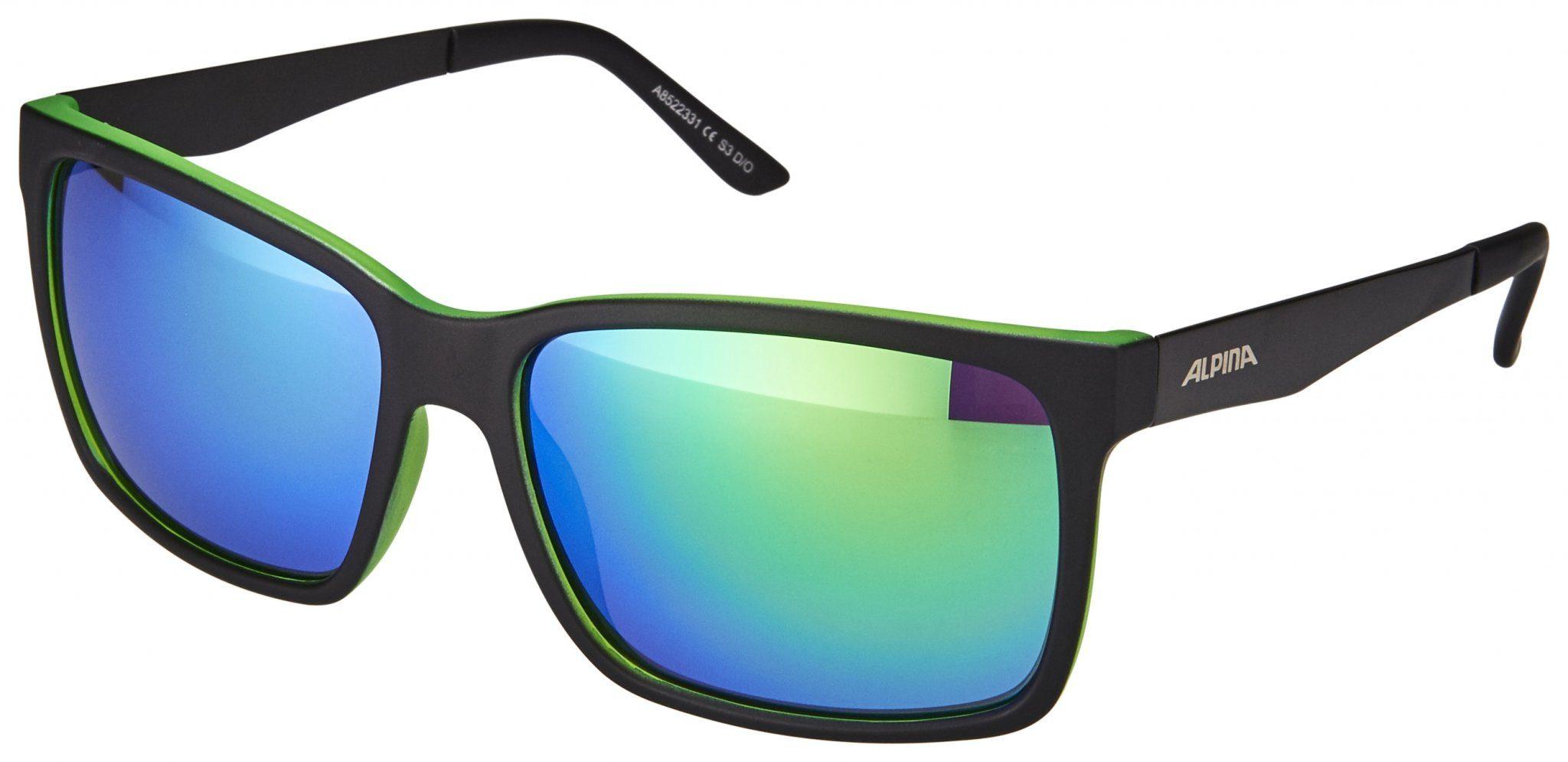 Alpina Radsportbrille »Alpina Don Hugo«