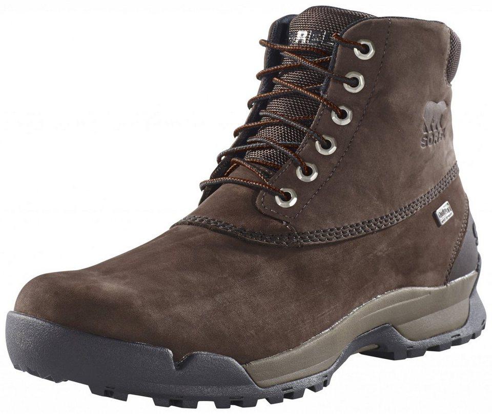 "Sorel Kletterschuh »Paxson 6"" Outdry Shoes Men« in braun"