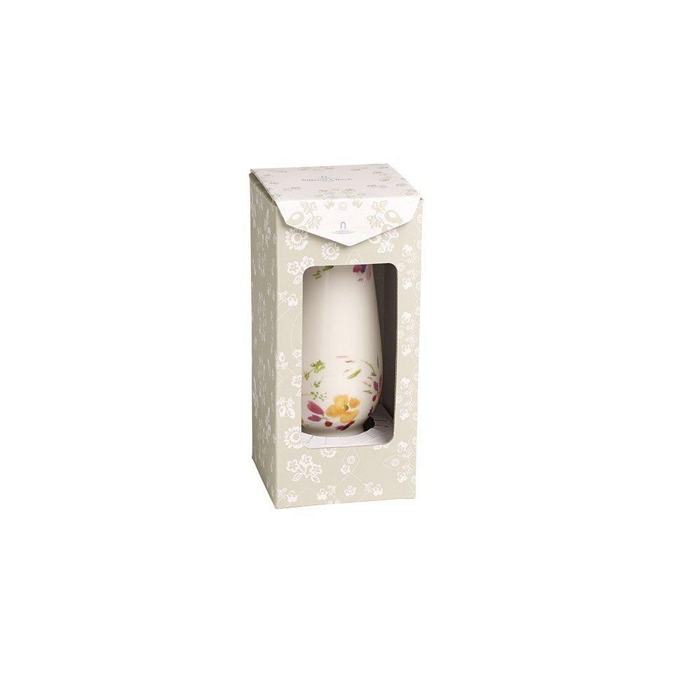 VILLEROY & BOCH Vase/Kerzenständer klein 15,5x6,7cm »Mariefleur Gifts« in Dekoriert