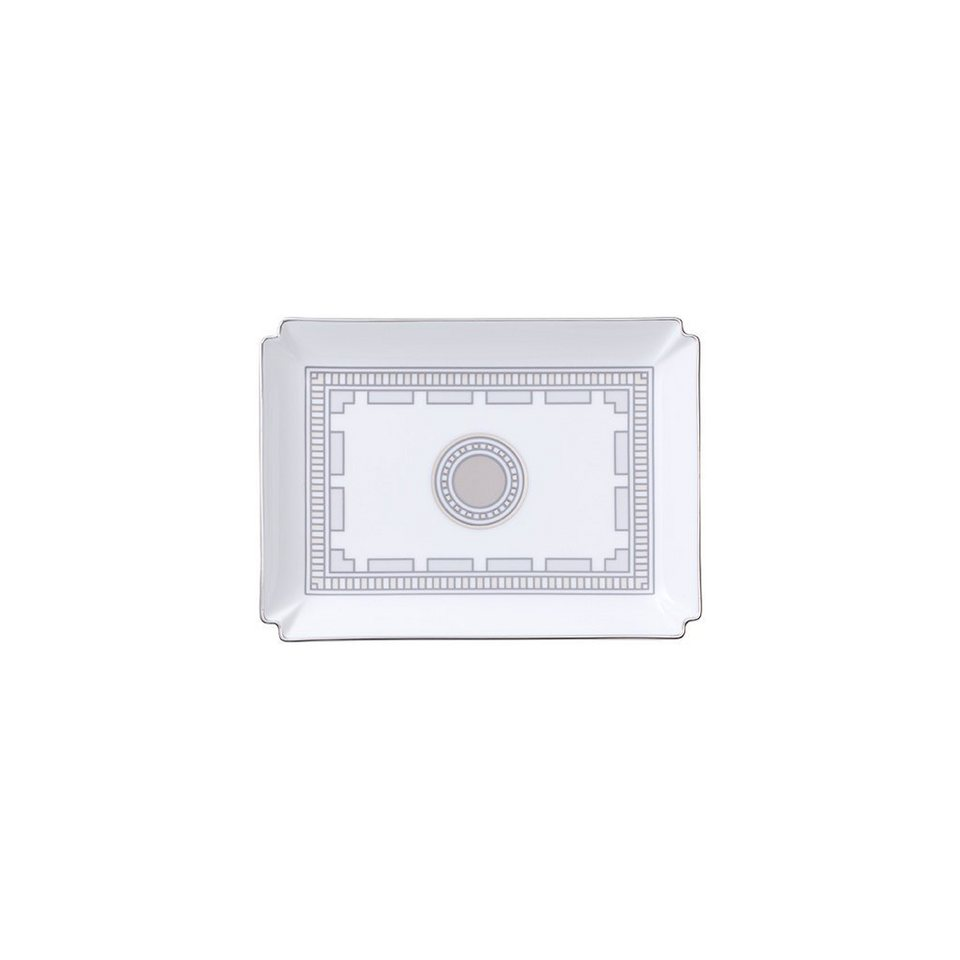 VILLEROY & BOCH Dekoschale 17x13cm »La Classica Contura Gifts« in Dekoriert