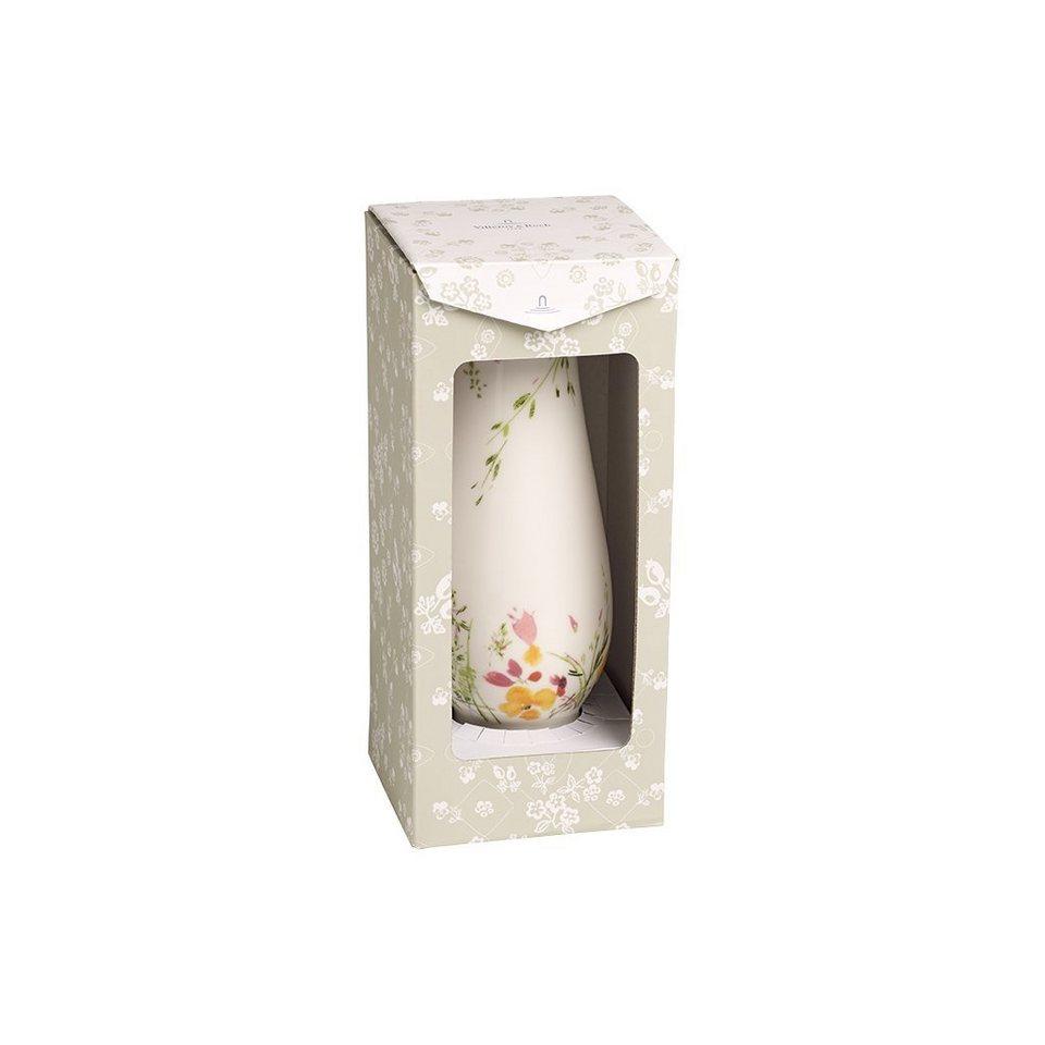 VILLEROY & BOCH Vase/Kerzenständer groß 20x7,3cm »Mariefleur Gifts« in Dekoriert