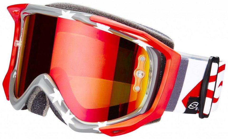 Smith Radsportbrille »Optics Fuel V.2 Sweat-X M Goggles« in grau