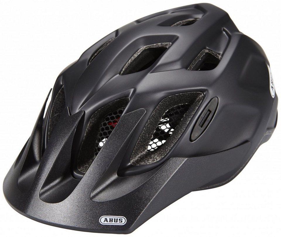 ABUS Fahrradhelm »MountK Helm« in schwarz