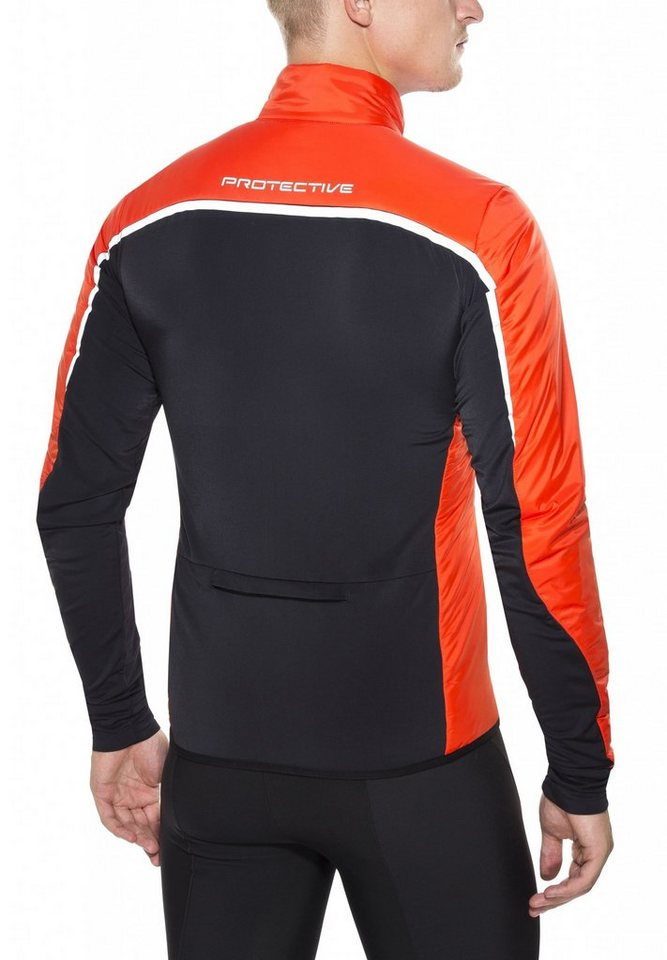 Protective Radjacke »Cannock ll Jacket Men« in orange