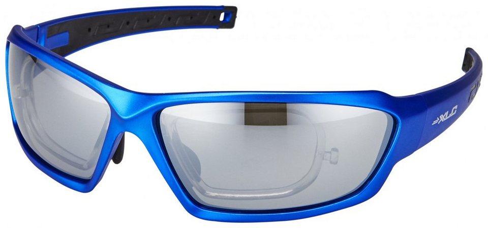 XLC Radsportbrille »Curacao Sonnenbrille« in blau