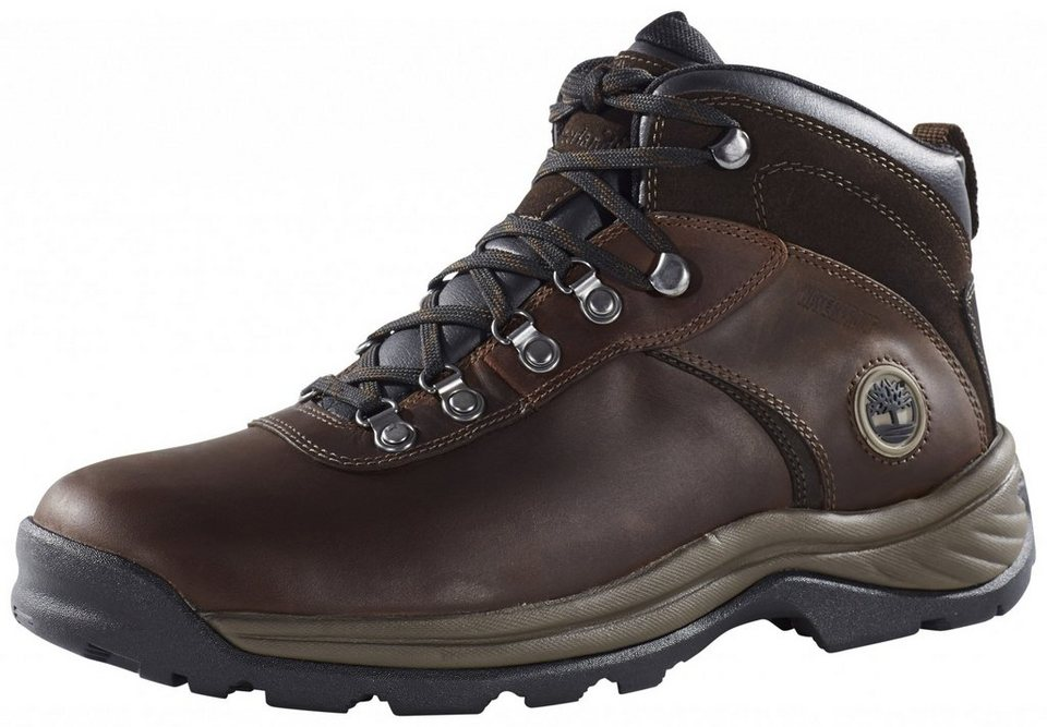 TIMBERLAND Kletterschuh »Flume Shoes Men Mid WP« in braun