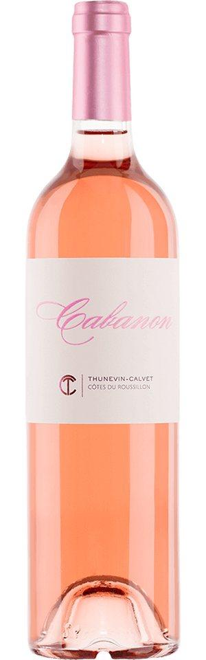Roséwein aus Frankreich, 12,5 Vol.-%, 75,00 cl »2015 Cabanon Rosé«