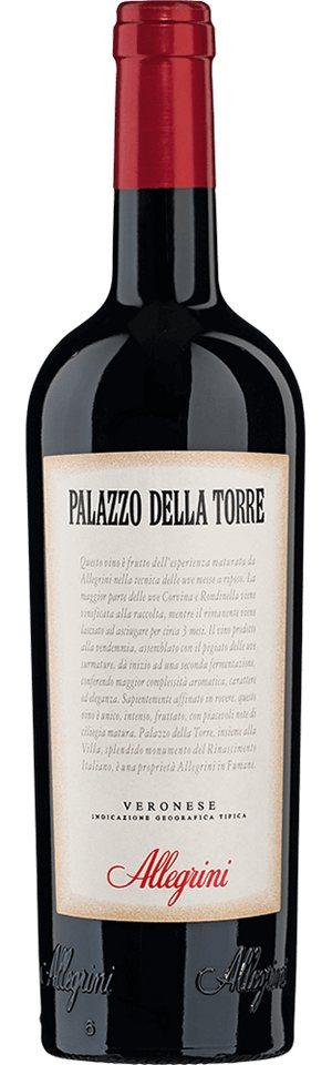 Rotwein aus Italien, 13,5 Vol.-%, 75,00 cl »2013 Palazzo della Torre«