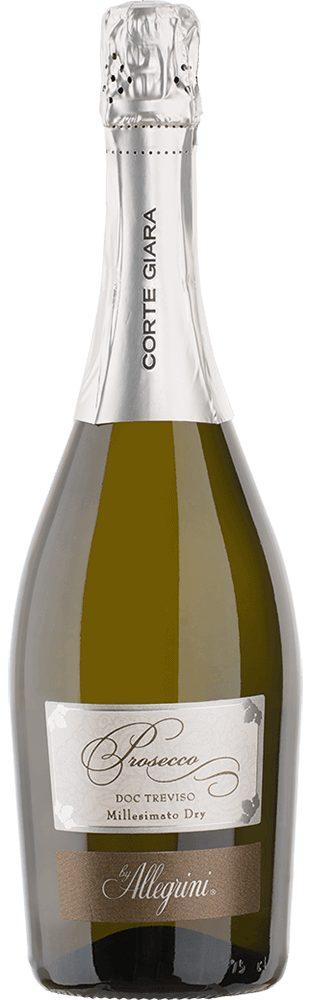 Schaumwein aus Italien, 11,0 Vol.-%, 75,00 cl »2015 Prosecco Dry Millesimato«