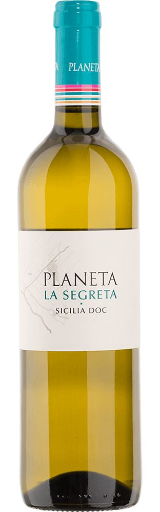Weisswein aus Italien, 13,0 Vol.-%, 75,00 cl »2015 La Segreta«