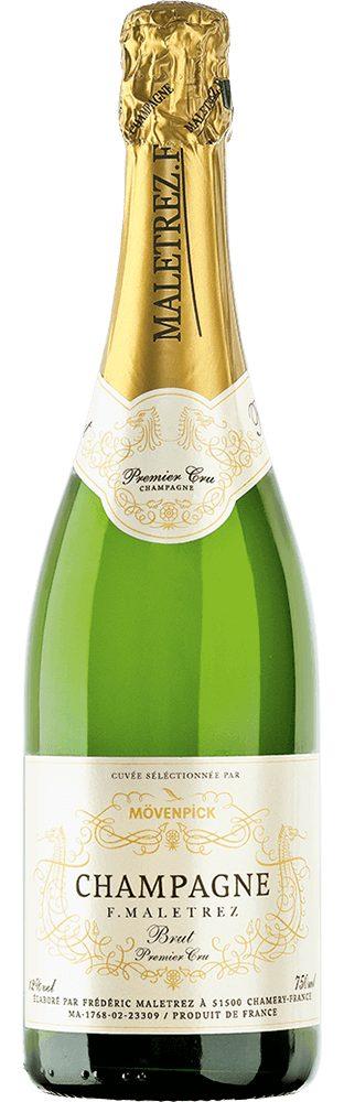 Champagner aus Frankreich, 12,0 Vol.-%, 75,00 cl »Champagne Réserve Brut 1er Cru«