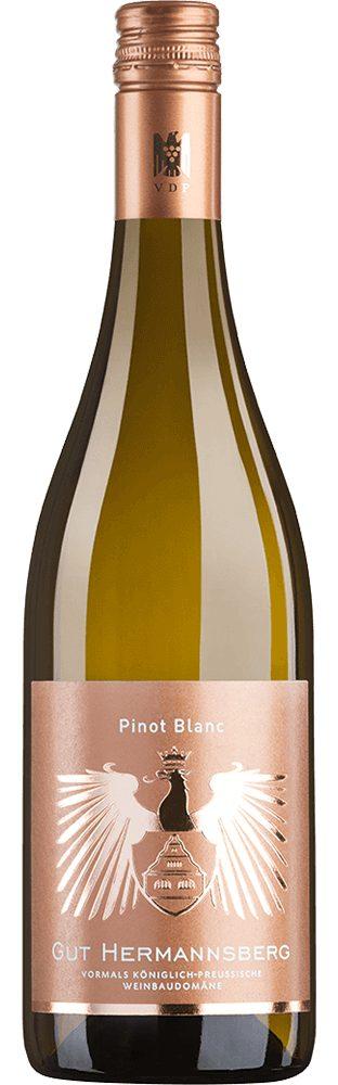 Weisswein aus Deutschland, 12,5 Vol.-%, 75,00 cl »2015 Pinot Blanc Trocken«