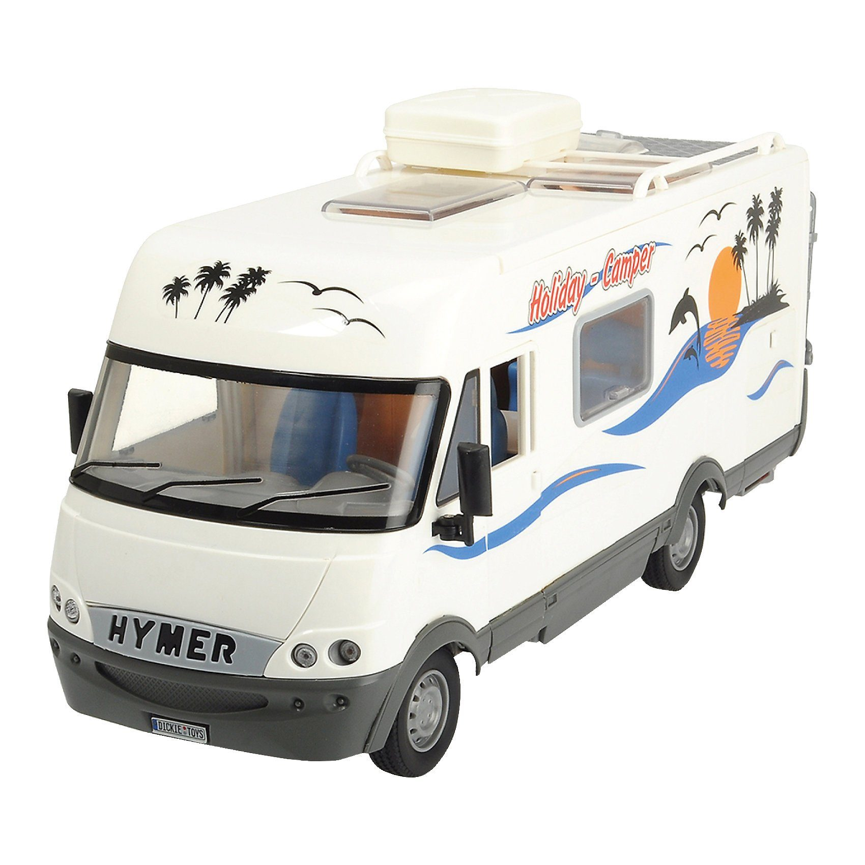 Dickie Toys PlayLife Holiday Camper
