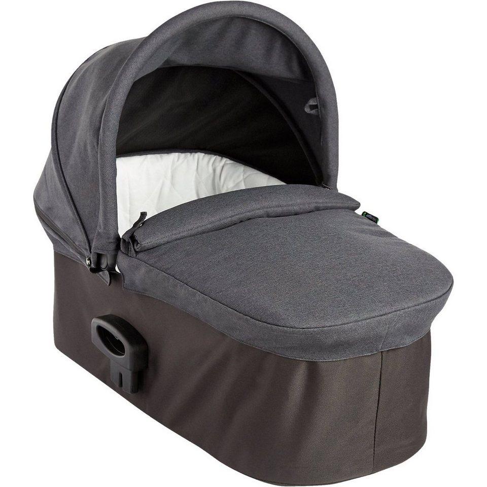 Baby Jogger Kinderwagenaufsatz Deluxe für City Mini, City Elite & Summit in dunkelgrau