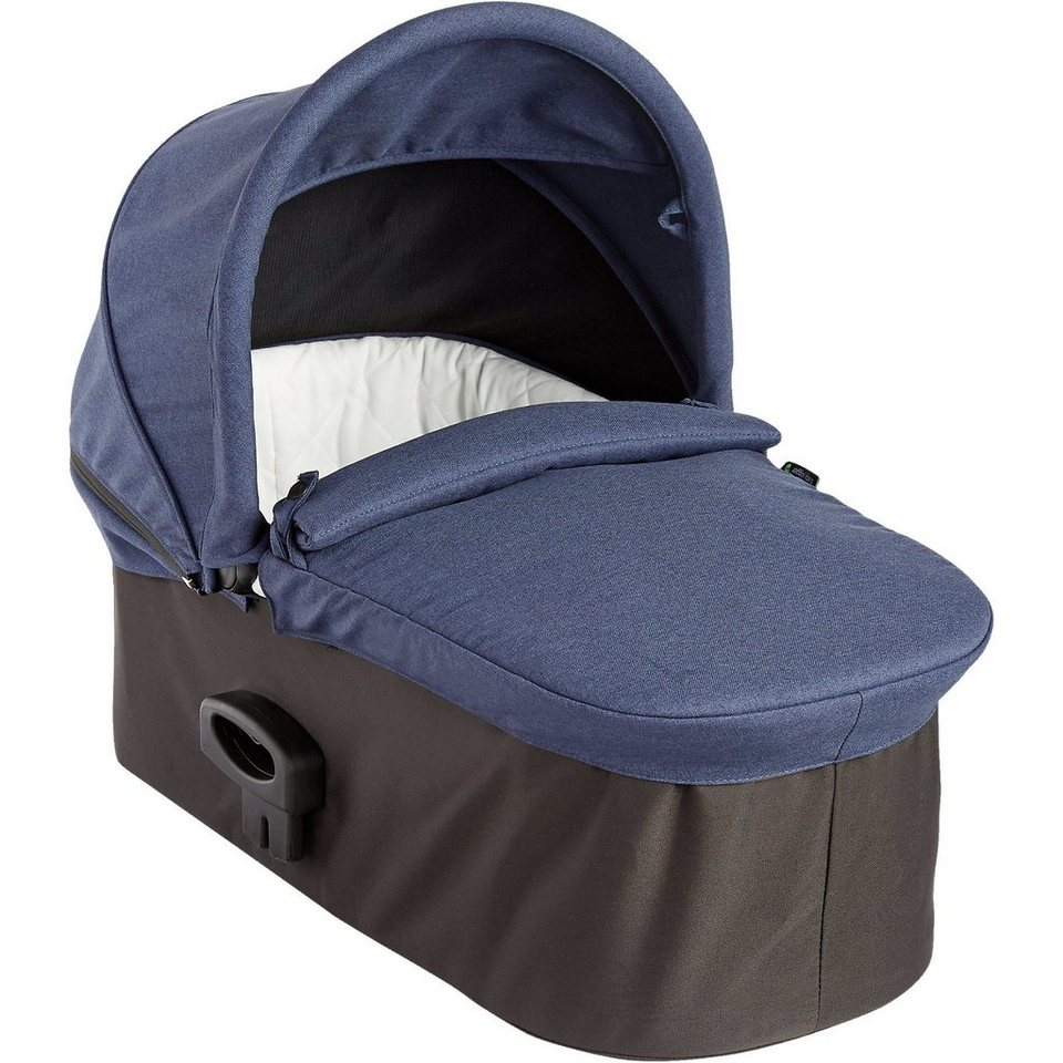 Baby Jogger Kinderwagenaufsatz Deluxe für City Mini, City Elite & Summit in blau