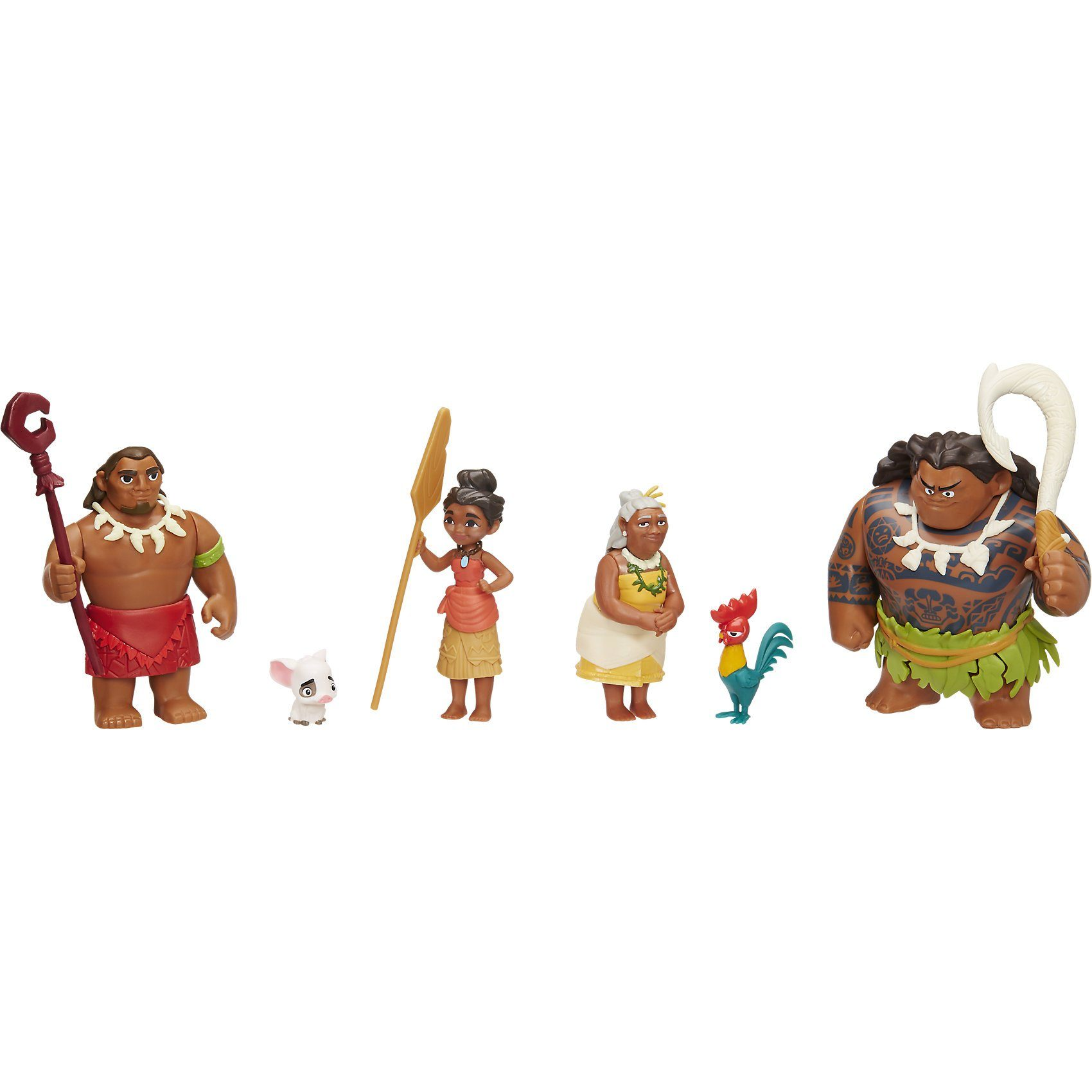 Hasbro Vaiana Little Kingdom großes Sammel-Set