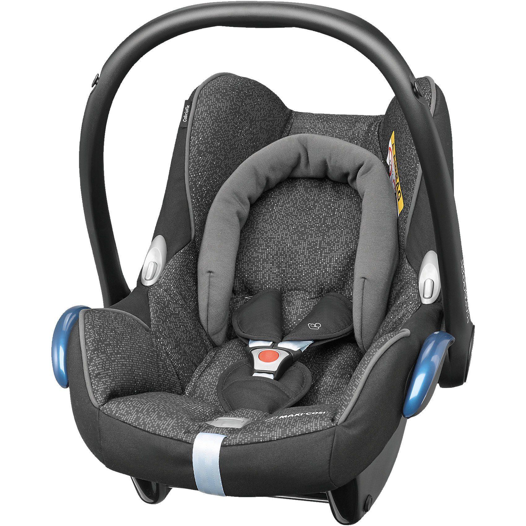Maxi-Cosi Babyschale Cabriofix, Triangle Black, 2017