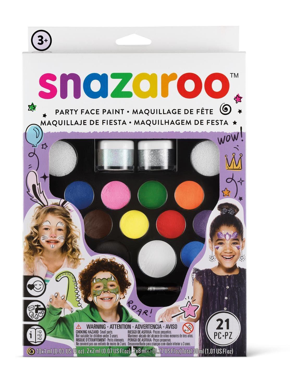 "snazaroo Schminkset ""Ultimatives Partyset"""